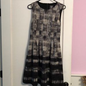Women's Vince Camuto fit and flare dress size 8